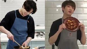 Kỹ năng nấu ăn của Jungkook BTS đã được cải thiện rất nhiều