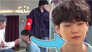 Suga vẫn lạnh lùng 'thiền' dù BTS 'hỗn loạn'