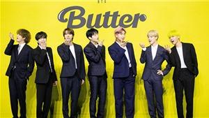Fan tranh cãi khi phát hiện một ca khúc nghe giống 'Butter' của BTS