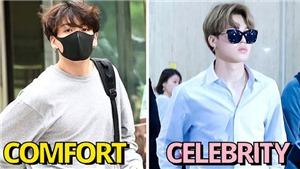 Phong cách thời trang đời thường của BTS