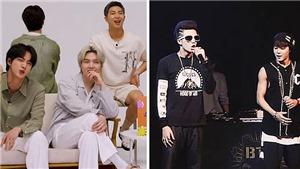 Phản ứng của BTS khi nhìn lại bức ảnh thời 'debut'