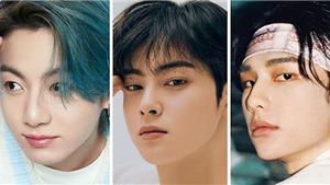 10 nam thần K-pop được tìm kiếm nhiều nhất: BTS đủ cả