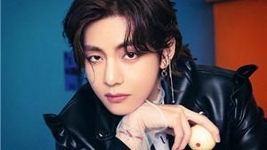 V cố tình gợi ý cho fan về 'concept' trước khi BTS tung teaser 'Permission to Dance'