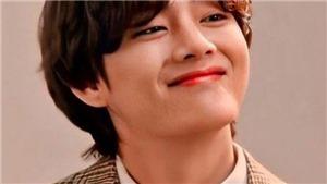 V BTS tiết lộ điều gì khiến anh vui và hạnh phúc nhất hiện nay