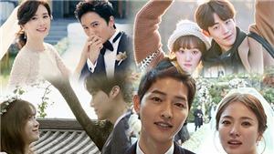 Top  5 cặp đôi 'phim giả tình thật' nổi tiếng xứ kim chi