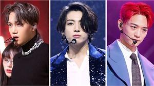 BTS 'vượt mặt' hết đàn anh, là nhóm nhạc K-pop xuất chúng nhất mọi thời