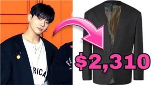 'Soi' giá trang phục của BTS trong hòa nhạc online 'Permission to Dance On Stage'