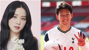 Rộ tin Jisoo Blackpink hẹn hò cầu thủ Son Heung Min, nhiều fan muốn tin là thật
