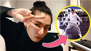 Vẻ điển trai, thần thái... Jungkook BTS có tất trong 4 màn luyện vũ đạo đỉnh cao