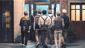 BTS 'kéo' khoảng 45.000 người tới cuộc gặp gỡ fan 'Muster' lần thứ 5 ở Busan