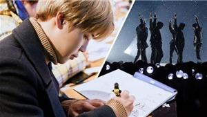 BTS gửi tâm thư tới ARMY: truyền hy vọng và lan tỏa tình yêu thương