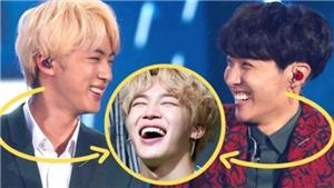 Bị Jimin lừa ngoạn mục, Jin và J-Hope chạy như 'nước đến chân'