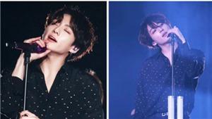Ngắm Jungkook BTS cực 'phiêu' trong màn trình diễn 'Muster' tại Busan
