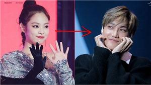 Kai (EXO) đúng là 'chuẩn men' của Jennie (Black Pink)
