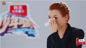 'Nữ thần' màn bạc Trương Mạn Ngọc 'ngày nào cũng khóc' khi mới vào nghề