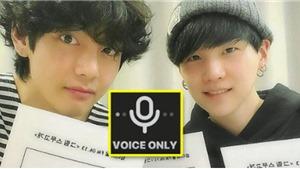 BTS: Suga và V gây ngạc nhiên khi tung audio màn phát thanh 'live-stream' FM 06.13