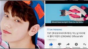 TXT debut: Kỳ tích TXT, kỳ tích 'Crown' trong vòng 24 giờ
