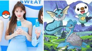 Hình dung các cô nàng Twice là 'gym leader' của Pokemon