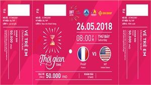 Giá vé DIFF 2018 'Huyền thoại những cây cầu': Đà Nẵng sẵn sàng chào đón bạn bè khắp nơi