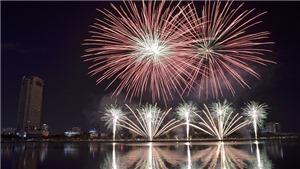 Rút ngắn thời gian Lễ hội pháo hoa quốc tế Đà Nẵng còn một tháng