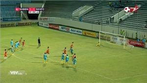 Video: Highlight và bàn thắng SHB Đà Nẵng 2-1 Sana Khánh Hòa