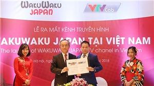 Lần đầu tiên truyền hình Nhật phát phụ đề tiếng Việt trên VTVcab