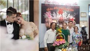 Lâm Khánh Chi để mặt mộc trong ngày dạm ngõ