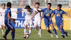 HAGL lấy Quảng Nam làm 'quân xanh' trước ngày V-League trở lại