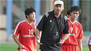 Trận đấu đáng nhớ của tuyển Việt Nam dưới thời HLV Alfred Riedl