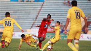VIDEO bàn thắng và highlights Hải Phòng Nam Định 0-2: Chiến thắng quan trọng