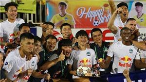 Minh Vương ghi bàn thắng để đời trong ngày sinh nhật