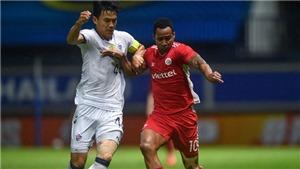 VIDEO: Viettel 0-3 Ulsan Hyundai. Kết quả bóng đá C1 châu Á