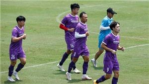 Trọng Hoàng báo tin vui cho HLV Park Hang Seo