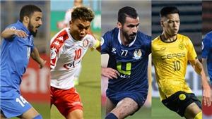 """""""Ronaldo Việt Nam"""" Phi Sơn lọt top 5 cầu thủ hay nhất AFC Cup 2 trận đầu"""