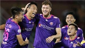 Sài Gòn FC quyết chơi lớn trước Viettel