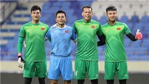 Trận Việt Nam vs Indonesia: 3 thủ môn chắc suất, 2 trụ cột vắng mặt