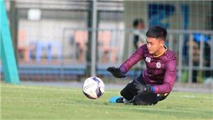 Thủ môn Ngọc Bin đầu quân cho Hà Nội FC