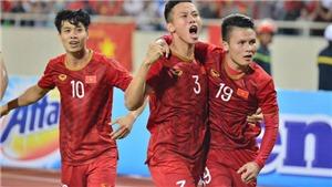 Đội tuyển Việt Nam chọn sân đấu dự phòng