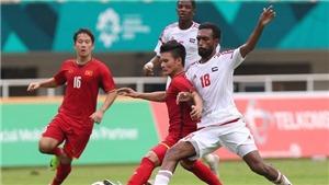 VIDEO: Lịch sử đối đầu Việt Nam vs UAE