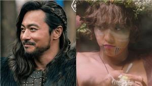 Tập 2 'Biên niên sử Arthdal': Jang Dong Gun tạo ra thang máy ở thời cổ đại, Song Joong Ki 'cưng muốn xỉu'