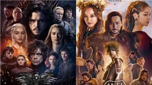 Trước giờ G, phim mới của Song Joong Ki dính nghi vấn  đạo nhái 'Game of thrones'