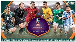 Kết quả Dự đoán có thưởng World Cup 2018: Trận Tunisia 1-2 Anh