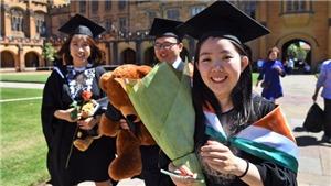 Dịch COVID-19: Australia chưa xác định thời điểm đón nhận trở lại sinh viên quốc tế