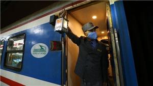 Từ ngày 1/10, đường sắt mở bán vé tàu Tết Tân Sửu 2021