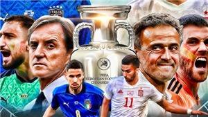 Dự đoán Vòng Bán kết EURO 2020: Trận Ý vs Tây Ban Nha