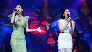 Hà Hồ, Lệ Quyên 'tái ngộ' trên cùng sân khấu