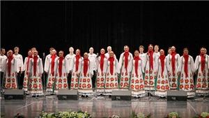 Chương trình 'Tình khúc Bạch dương' kỉ niệm Cách mạng tháng Mười Nga
