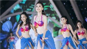 Chung kết Hoa hậu Việt Nam 2018: 43 người đẹp nóng bỏng bikini, thả dáng trên bãi biển