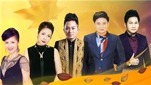 Quen mà lạ với 5 giọng ca của liveshow 'Có phải em mùa Thu Hà Nội'