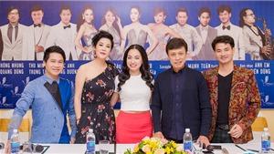 Dàn sao 'khủng' quy tụ trong 'Đêm Việt Nam 7' đón Giáng sinh